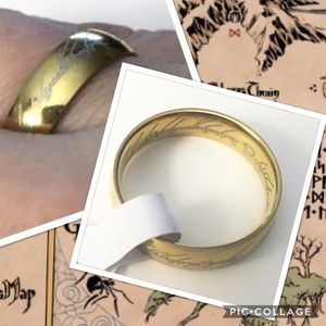 Other - Tolkien LOTR The One (Fashion) Ring